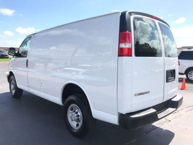 2017 Express 2500 Cargo Van #R8723 - photo 2