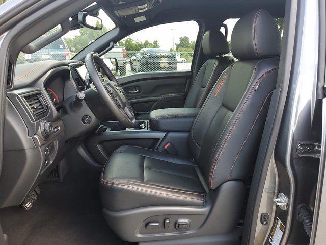 2020 Nissan Titan Crew Cab 4x4, Pickup #SL4771A - photo 18