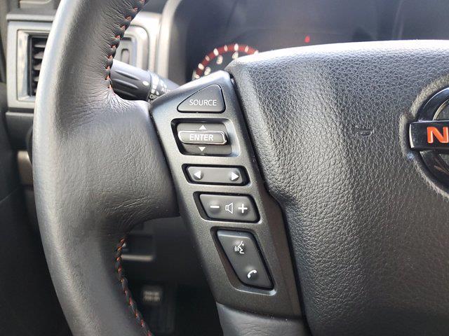 2020 Nissan Titan Crew Cab 4x4, Pickup #SL4771A - photo 23