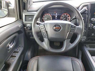 2020 Nissan Titan Crew Cab 4x4, Pickup #SL4771A - photo 15