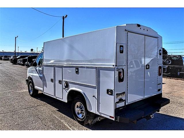 2020 Chevrolet Express 3500 4x2, Knapheide KUV Service Utility Van #A00701 - photo 4