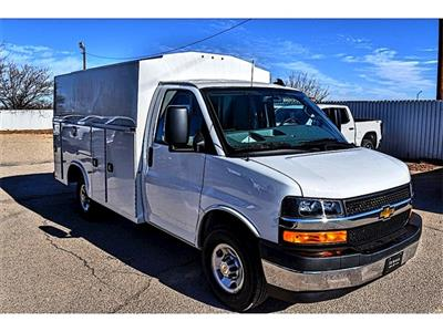 2020 Chevrolet Express 3500 4x2, Knapheide KUV Service Utility Van #A00701 - photo 1