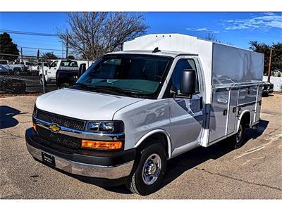 2020 Chevrolet Express 3500 4x2, Knapheide KUV Service Utility Van #A00701 - photo 5