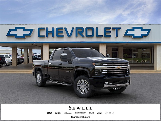 2020 Chevrolet Silverado 2500 Crew Cab 4x4, Pickup #A01261 - photo 1
