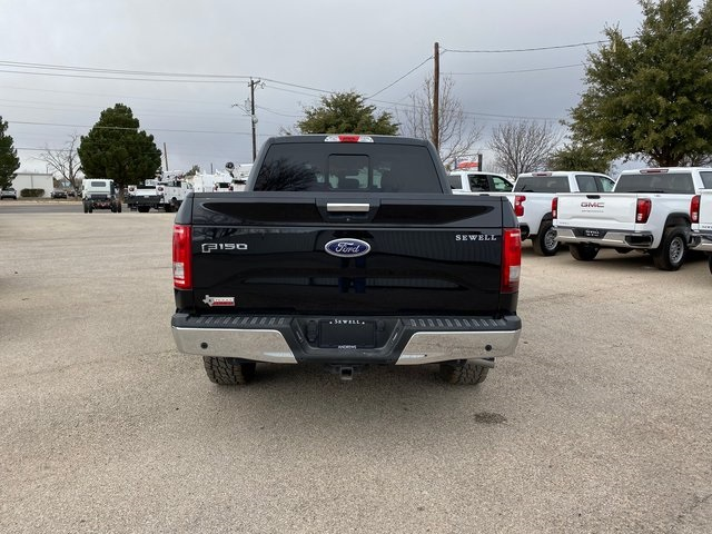 2015 F-150 SuperCrew Cab 4x2, Pickup #A01857A - photo 1