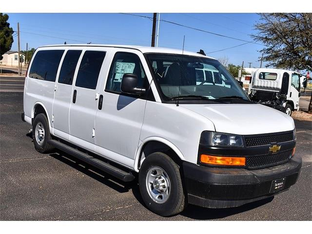 2020 Chevrolet Express 2500 4x2, Passenger Wagon #A02275 - photo 1