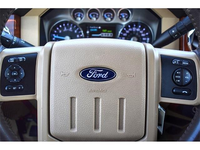 2016 Ford F-250 Crew Cab 4x4, Pickup #A02275A - photo 20