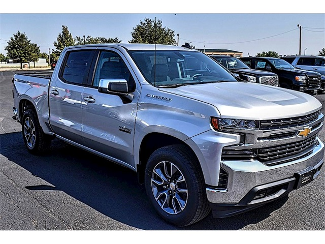 2020 Chevrolet Silverado 1500 Crew Cab 4x2, Pickup #A02288 - photo 1