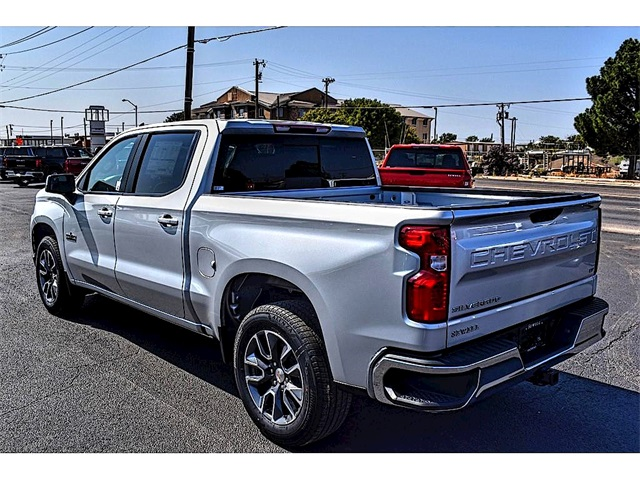 2020 Chevrolet Silverado 1500 Crew Cab 4x2, Pickup #A02288 - photo 3