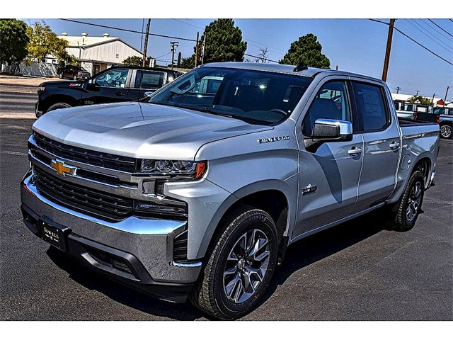 2020 Chevrolet Silverado 1500 Crew Cab 4x2, Pickup #A02288 - photo 5