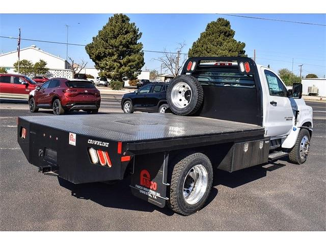 2020 Chevrolet Silverado 4500 Regular Cab DRW 4x2, Cab Chassis #A03409 - photo 1