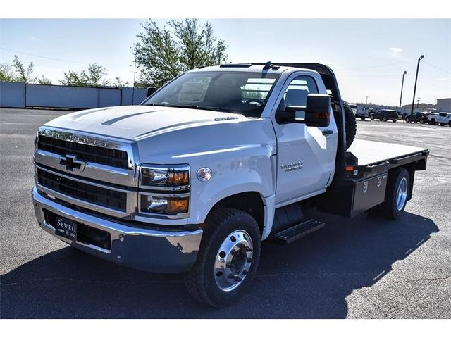 2020 Chevrolet Silverado 4500 Regular Cab DRW 4x2, Cab Chassis #A03409 - photo 4