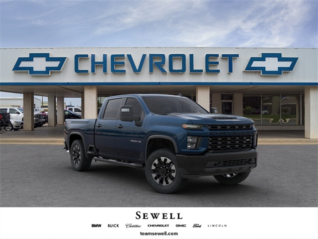 2020 Silverado 2500 Crew Cab 4x4, Pickup #A03596 - photo 1