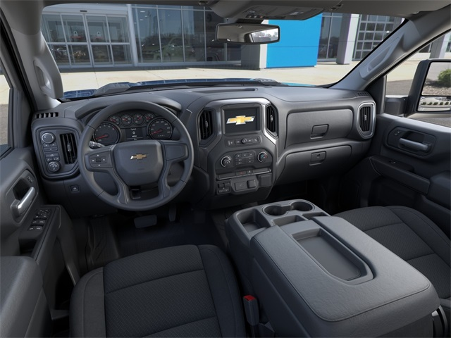 2020 Silverado 2500 Crew Cab 4x4, Pickup #A03596 - photo 12