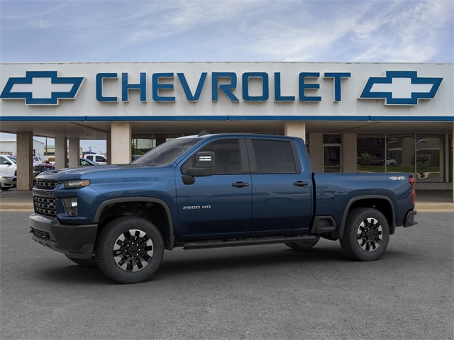2020 Silverado 2500 Crew Cab 4x4, Pickup #A03596 - photo 3