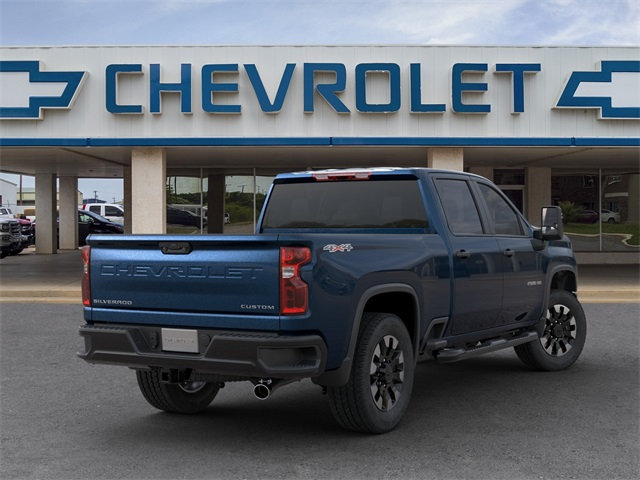 2020 Silverado 2500 Crew Cab 4x4, Pickup #A03596 - photo 5