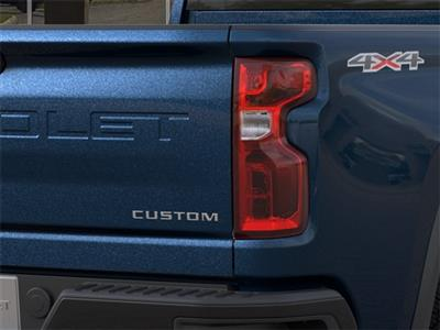 2020 Silverado 2500 Crew Cab 4x4, Pickup #A03596 - photo 11