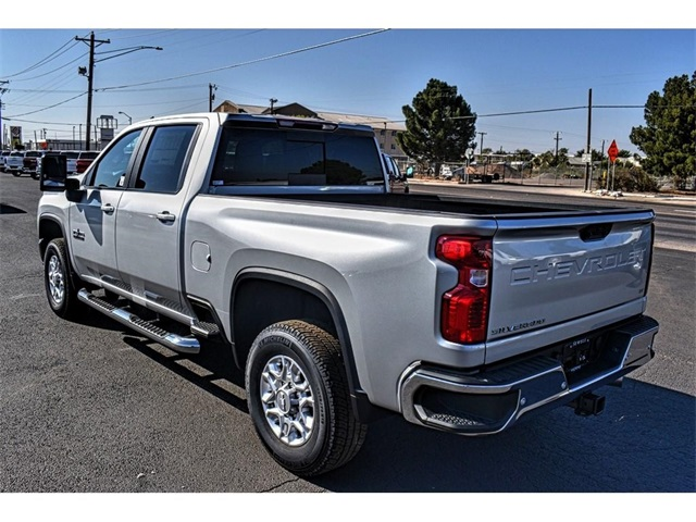 2020 Chevrolet Silverado 2500 Crew Cab 4x4, Pickup #A03769 - photo 1