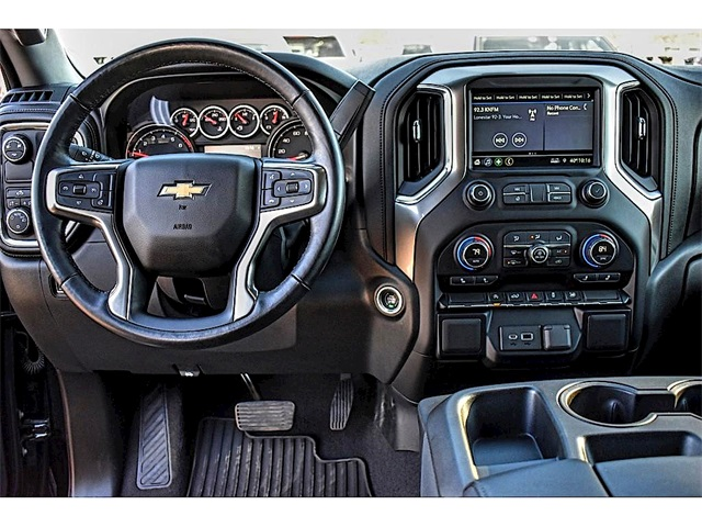 2019 Chevrolet Silverado 1500 Crew Cab 4x2, Pickup #A03769AA - photo 19