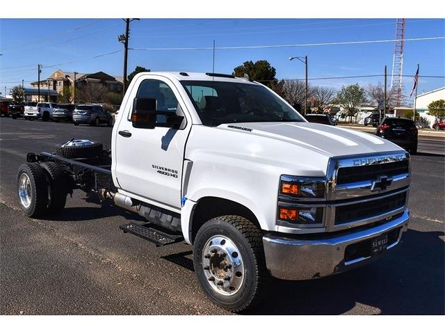 2020 Chevrolet Silverado 4500 Regular Cab DRW 4x2, Cab Chassis #A04279 - photo 1