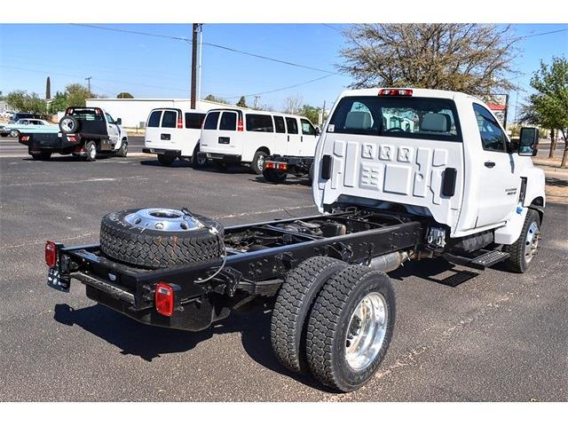 2020 Chevrolet Silverado 4500 Regular Cab DRW 4x2, Cab Chassis #A04279 - photo 2