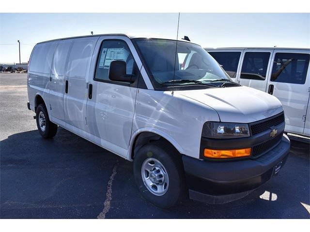 2020 Chevrolet Express 2500 4x2, Empty Cargo Van #A04545 - photo 1