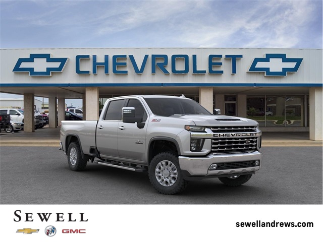 2020 Silverado 3500 Crew Cab 4x4, Pickup #A04647 - photo 1