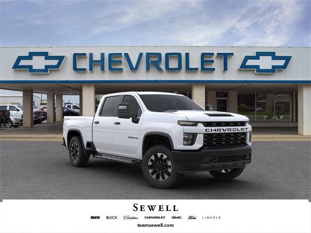 2020 Chevrolet Silverado 2500 Crew Cab 4x4, Pickup #A05165 - photo 1