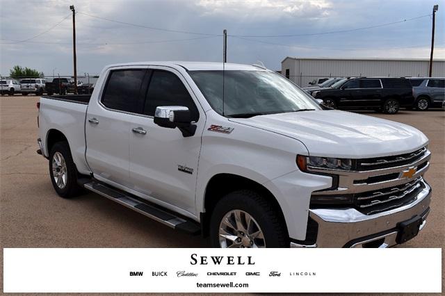 2020 Chevrolet Silverado 1500 Crew Cab 4x4, Pickup #A05174 - photo 1