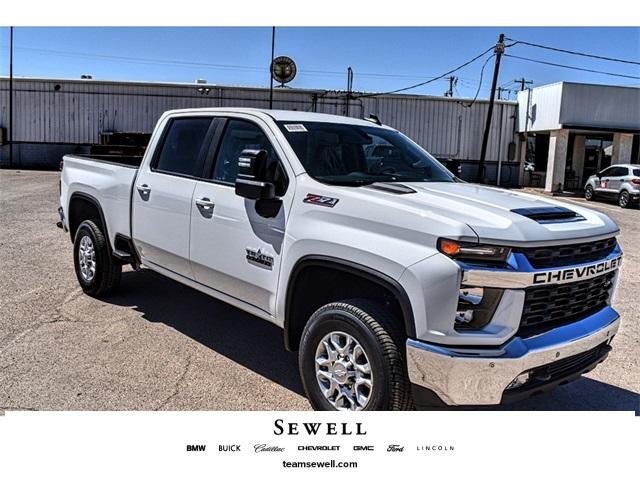 2020 Chevrolet Silverado 2500 Crew Cab 4x4, Pickup #A05344 - photo 1