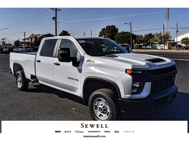 2020 Chevrolet Silverado 2500 Crew Cab 4x4, Pickup #A06271 - photo 1