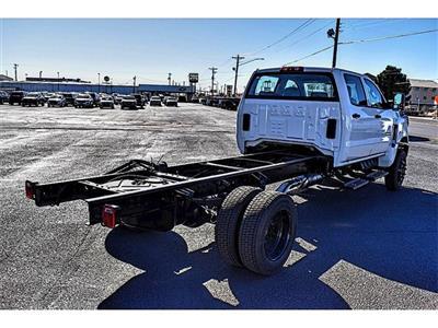2020 Chevrolet Silverado Medium Duty Crew Cab DRW 4x4, Cab Chassis #A06719 - photo 2