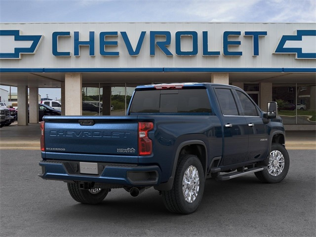 2020 Silverado 2500 Crew Cab 4x4, Pickup #A06745 - photo 1