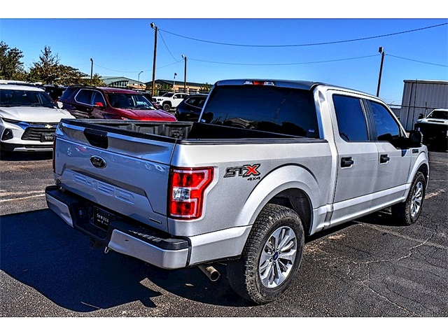 2018 Ford F-150 SuperCrew Cab 4x4, Pickup #A07150A - photo 1