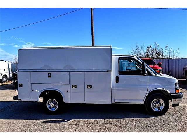 2020 Chevrolet Express 3500 4x2, Knapheide KUV Service Utility Van #A07187 - photo 3