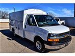 2020 Chevrolet Express 3500 4x2, Knapheide KUV Service Utility Van #A07187 - photo 1