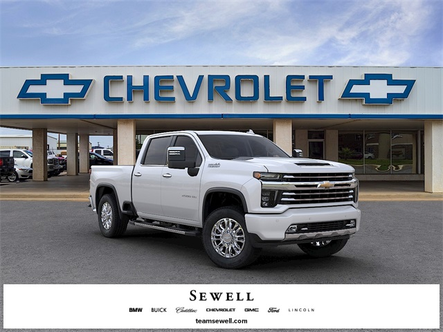 2020 Chevrolet Silverado 2500 Crew Cab 4x4, Pickup #A07706 - photo 1