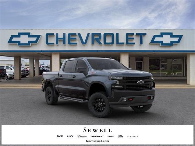 2020 Chevrolet Silverado 1500 Crew Cab 4x4, Pickup #A08051 - photo 1