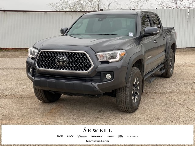 2019 Tacoma Double Cab 4x4, Pickup #A09100A - photo 1