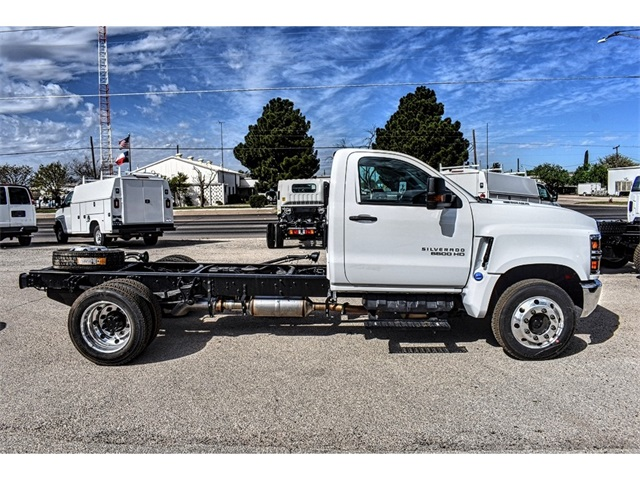 2020 Chevrolet Silverado 6500 Regular Cab DRW 4x2, Cab Chassis #A09523 - photo 8
