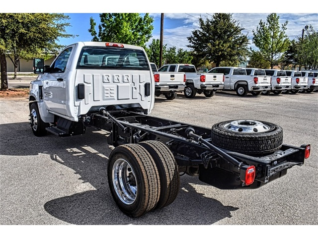 2020 Chevrolet Silverado 6500 Regular Cab DRW 4x2, Cab Chassis #A09523 - photo 3