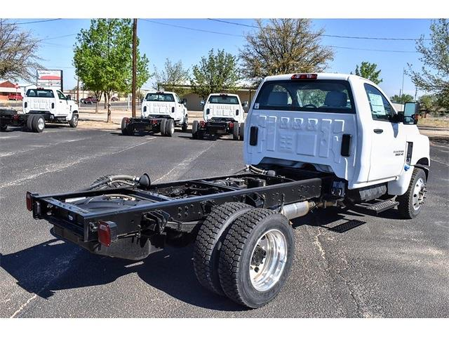 2020 Chevrolet Silverado 5500 Regular Cab DRW 4x2, Cab Chassis #A09541 - photo 1