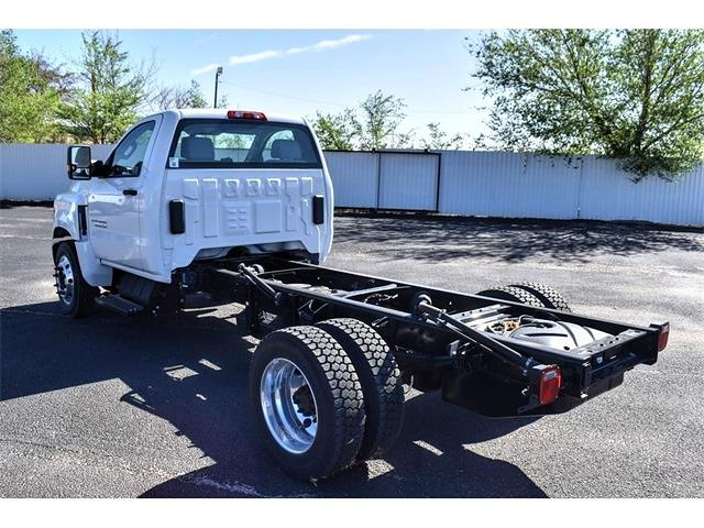 2020 Chevrolet Silverado 5500 Regular Cab DRW 4x2, Cab Chassis #A09847 - photo 3