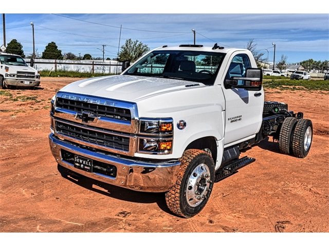 2020 Silverado 4500 Regular Cab DRW 4x2, Cab Chassis #A09848 - photo 1