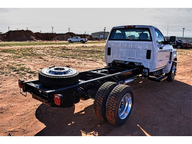 2020 Chevrolet Silverado 5500 Regular Cab DRW 4x2, Cab Chassis #A09848 - photo 3