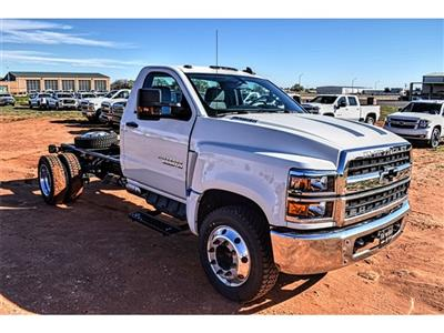 2020 Chevrolet Silverado 5500 Regular Cab DRW 4x2, Cab Chassis #A09848 - photo 4