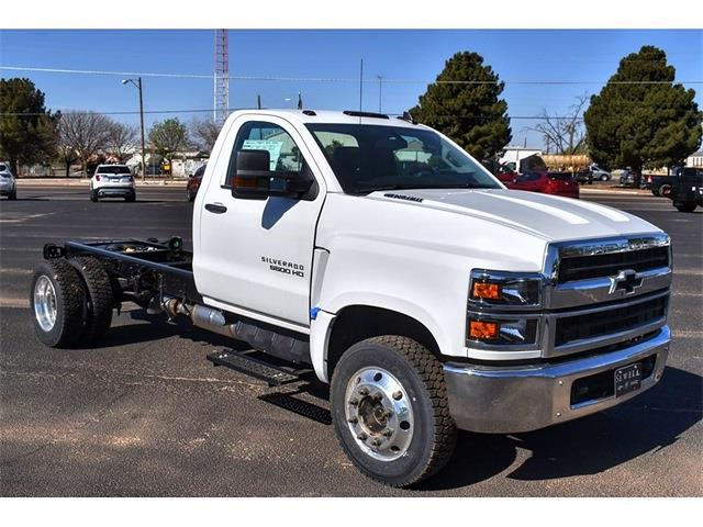 2020 Silverado 5500 Regular Cab DRW 4x2, Cab Chassis #A09849 - photo 1