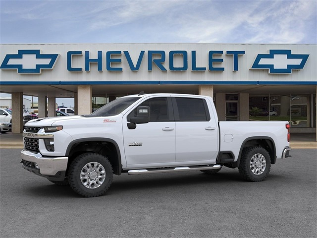 2020 Chevrolet Silverado 2500 Crew Cab 4x4, Pickup #A09867 - photo 1