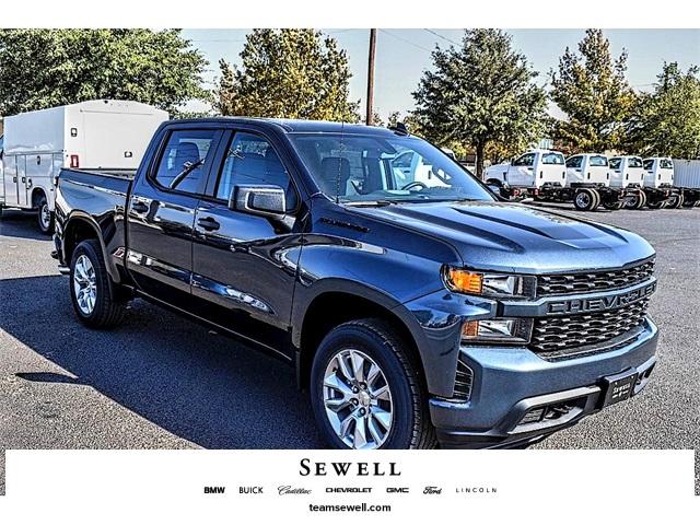2020 Chevrolet Silverado 1500 Crew Cab 4x2, Pickup #A09878 - photo 1