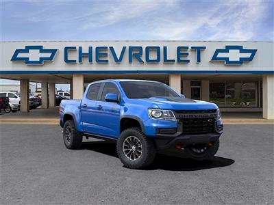 2021 Chevrolet Colorado Crew Cab 4x4, Pickup #A11123 - photo 1